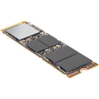 128GB Intel 760p M.2 2280 PCIe 3.0 x4 32Gb/s 3D-NAND TLC