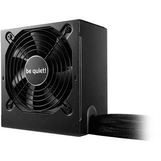 600 Watt be quiet! System Power 9 Non-Modular 80+ Bronze