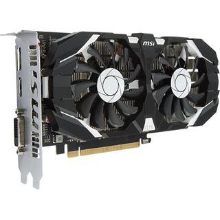 2GB MSI GeForce GTX 1050 2GT OCV1 Aktiv PCIe 3.0 x16 (Retail)