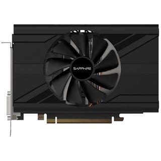 4GB Sapphire Radeon RX 570 Pulse ITX Aktiv PCIe 3.0 x16 (Lite Retail)