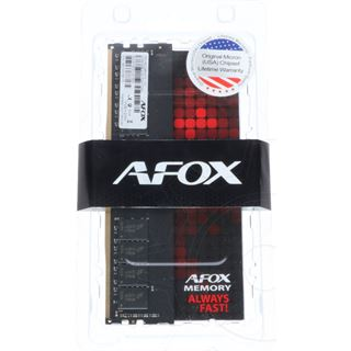 8GB AFOX Desktop bulk DDR4-2133 DIMM CL15 Single