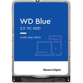 "2000GB WD Blue Mobile WD20SPZX 128MB 2.5"" (6.4cm) SATA 6Gb/s"
