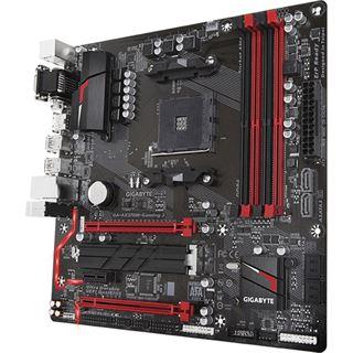 Gigabyte GA-AX370M-Gaming 3 AMD X370 So.AM4 Dual Channel DDR4 mATX