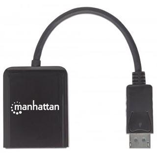 Manhattan Splitter 2-Port Display-Port mit MST 4K@30HZ