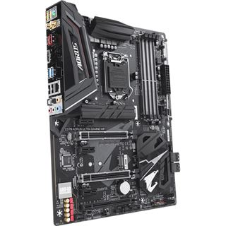 Gigabyte Z370 AORUS Ultra Gaming WIFI Intel Z370 So.1151 Dual Channel