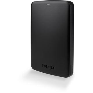 "1000GB Toshiba Canvio Basics HDTB410EK3AA 2.5"" (6.4cm) USB 3.0"