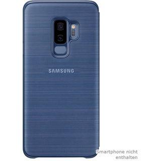 Samsung LED View Cover Galaxy S9 Plus blau