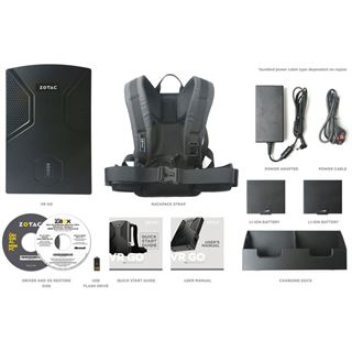 ZOTAC VR GO BACKPACK INTEL I7