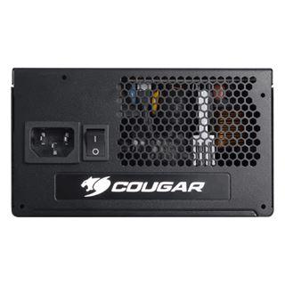 550Watt Cougar GX-F 80 Plus Gold Netzteil, modular -