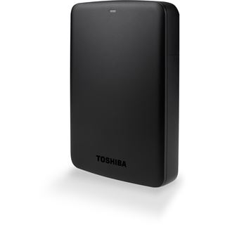 "2000GB Toshiba Canvio Basics HDTB420EK3AA 2.5"" (6.4cm) USB 3.0"