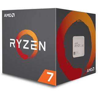 AMD Ryzen 7 2700X 8x 3.70GHz So.AM4 BOX