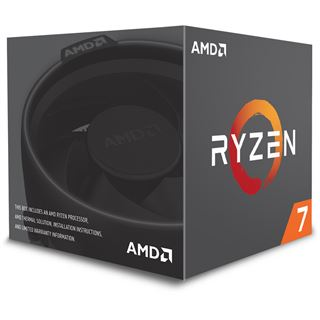 AMD Ryzen 7 2700 8x 3.20GHz So.AM4 BOX