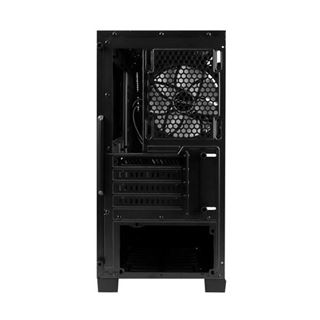 Antec P6 mit Sichtfenster Mini Tower ohne Netzteil schwarz