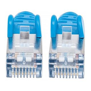 0.50m Intellinet Cat. 6 Patchkabel S/FTP RJ45 Stecker auf RJ45