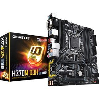 Gigabyte H370M D3H Intel H370 So.1151 Dual Channel DDR4 mATX Retail
