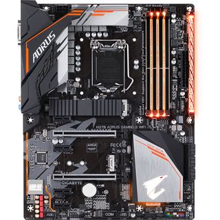 Gigabyte H370 Aorus Gaming 3 WIFI Intel H370 So.1151 Dual Channel