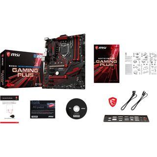 MSI B360 GAMING PLUS Intel B360 So.1151 Dual Channel DDR4 ATX Retail