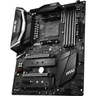 MSI X470 GAMING PRO CARBON AC AMD X470 So.AM4 Dual Channel DDR4 ATX