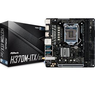 ASRock H370M-ITX/ac Intel H370 So.1151 Dual Channel DDR4 Mini-ITX