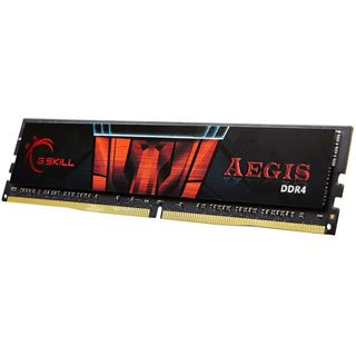32GB G.Skill Aegis DDR4-3000 DIMM CL16 Dual Kit