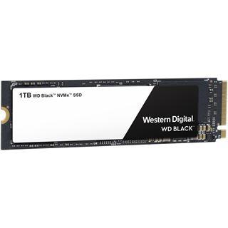 1000GB WD Black NVMe SSD M.2 2280 PCIe 3.0 x4 32Gb/s 3D-NAND TLC
