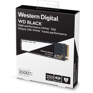 500GB WD Black NVMe SSD M.2 2280 PCIe 3.0 x4 32Gb/s 3D-NAND TLC