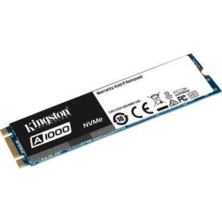 240GB Kingston A1000 M.2 2280 PCIe NVMe 3.0 x2 3D-NAND TLC