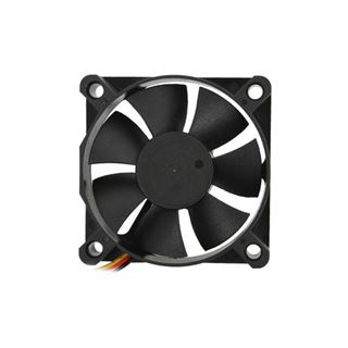 Titan TFD-6015M12Z 60x60x15mm 4000 U/min 29 dB(A) schwarz