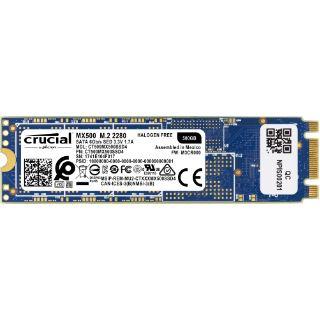 500GB Crucial MX500 M.2 2280 SATA 6Gb/s 3D-NAND TLC (CT500MX500SSD4)