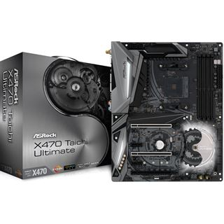 ASRock X470 Taichi Ultimate AMD X470 So.AM4 Dual Channel DDR4 ATX