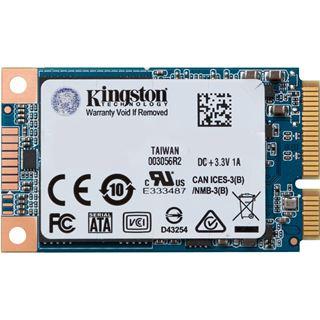120GB Kingston SSDNow UV500 mSATA SATA 6Gb/s 3D-NAND TLC