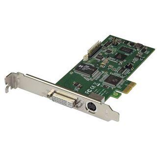 STARTECH.COM PCIe auf HDMI Video Capture HDMI VGA DVI Component Video