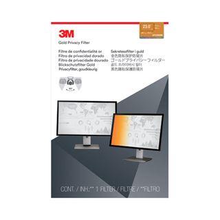 """3M GF230W9B Blickschutzfilter Gold 23.0"""" W 16:9"""