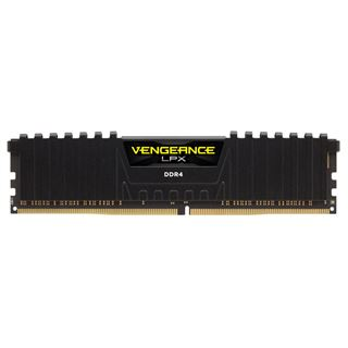 8GB Corsair Vengeance LPX schwarz DDR4-3000 DIMM CL16 Single