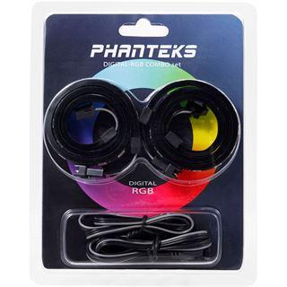 PHANTEKS Digital-RGB Combo Set inkl. 2x LED-Strip