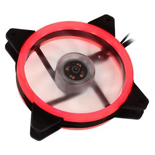 Lamptron Nova Music RGB-LED-Lüfter, 120mm, 3er-Set+Controller