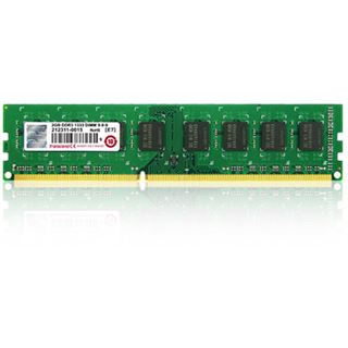 4GB Transcend TS512MLK64V6N DDR3-1600 DIMM CL11 Single