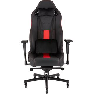 Corsair T2 ROAD WARRIOR, Black/Red