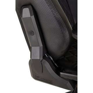 Corsair T1 Race 2018 Gaming Chair Black/Black