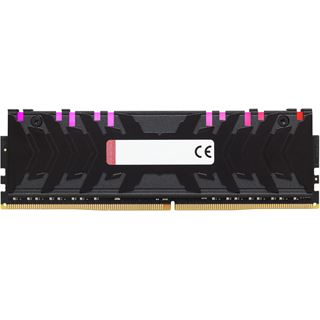 8GB HyperX Predator RGB DDR4-2933 DIMM CL15 Single