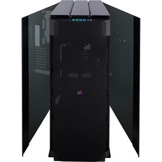 Corsair Corsair Obsidian 1000D mit Sichtfenster Big Tower ohne