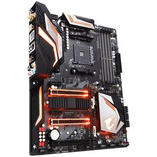 Gigabyte X470 Aorus Gaming 5 WIFI AMD X470 So.AM4 Dual Channel DDR