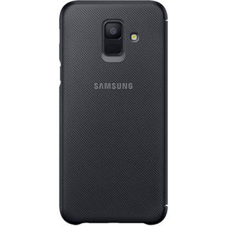 Samsung Wallet Cover Galaxy A6 black