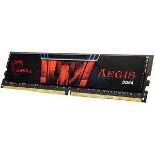 4GB G.Skill Aegis DDR4-2400 DIMM CL17 Single