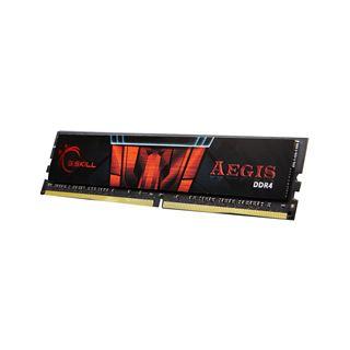 8GB G.Skill Aegis DDR4-2400 DIMM CL17 Dual Kit
