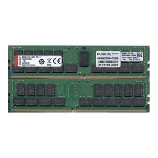 32GB Kingston Server Premier KSM24RD4/32MEI DDR4-2400 regECC DIMM
