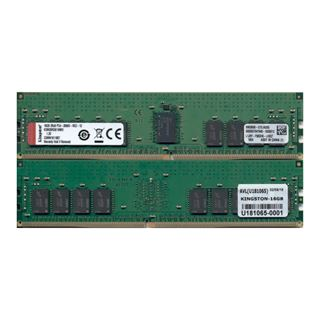 16GB Kingston KSM26RD8/16MEI DDR4-2666 regECC DIMM CL19 Single