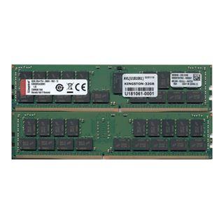 32GB Kingston KSM26RD4/32MEI DDR4-2666 regECC DIMM CL19 Single