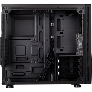 Corsair Carbide Spec05 mit Sichtfenster schwarz
