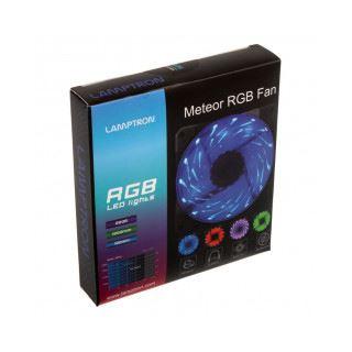 Lamptron Meteor RGB-LED Lüfter - 120mm